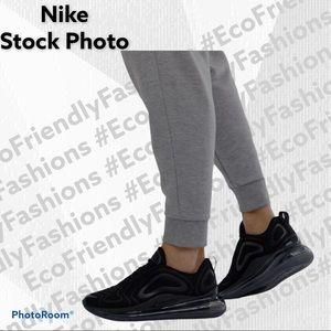 Nike Air Max 720 Triple Black Running Shoes